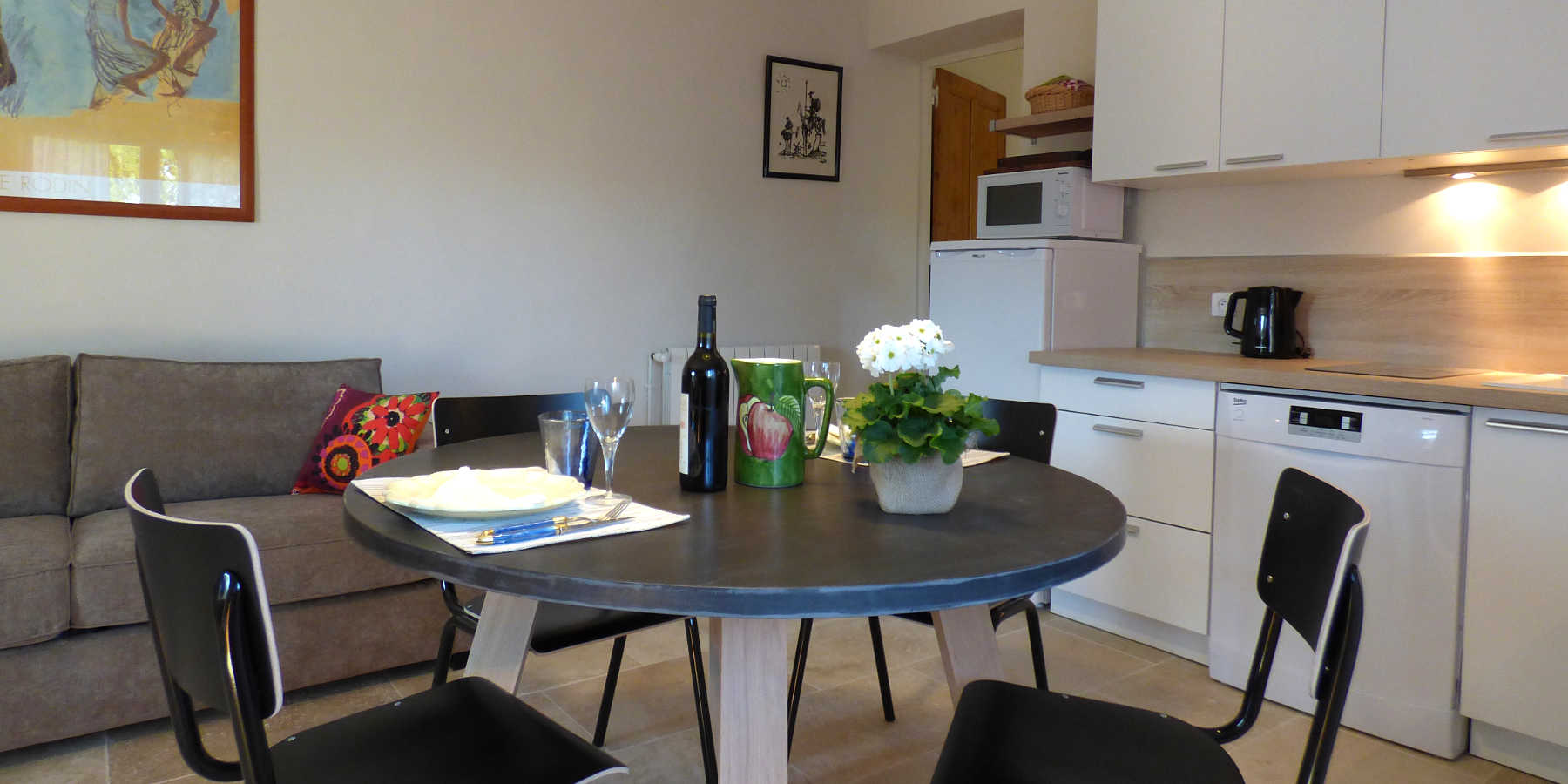 apartment luberon gordes